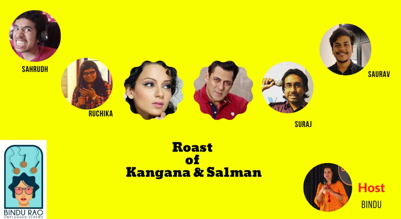 The Roast of Kangana & Salman