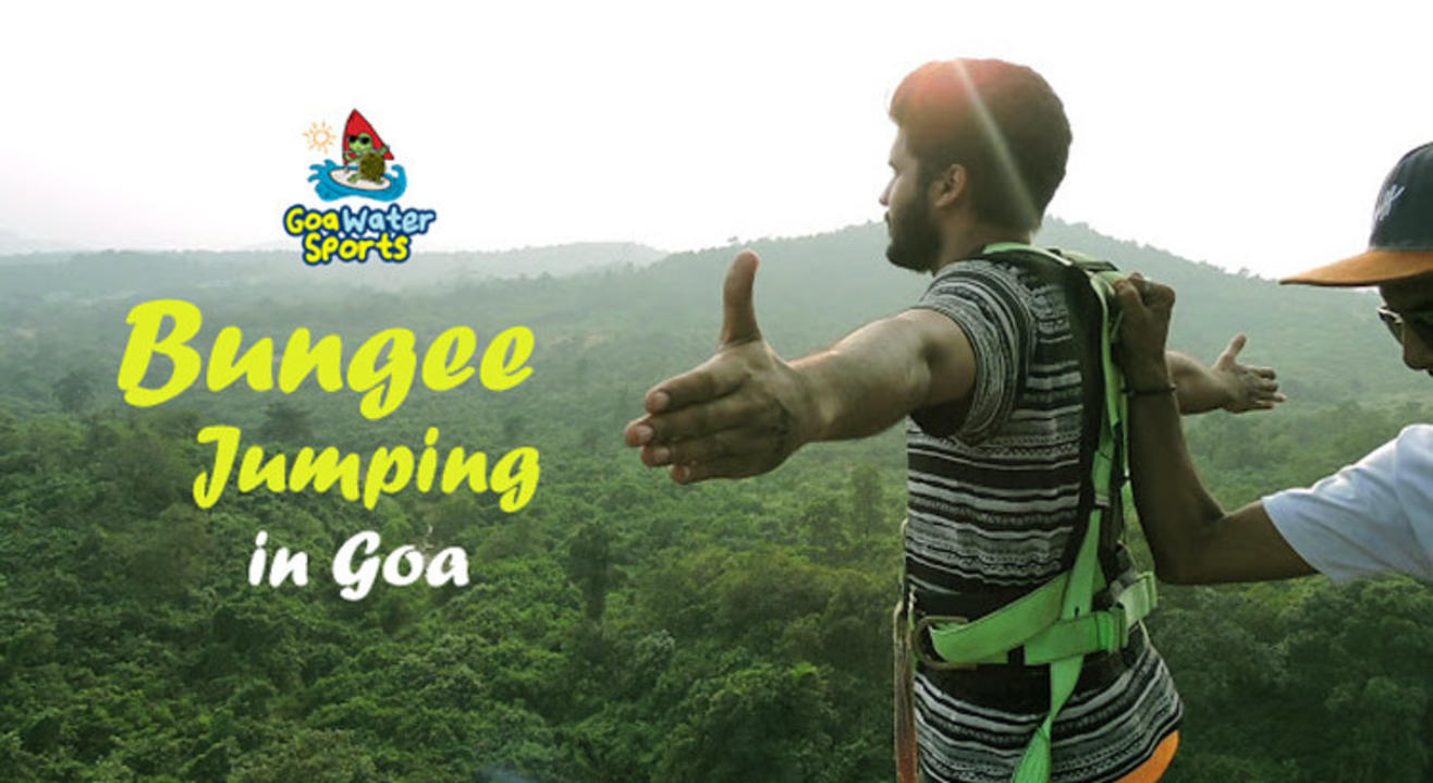 Bungee Jumping in Goa - Latest Packages 2021