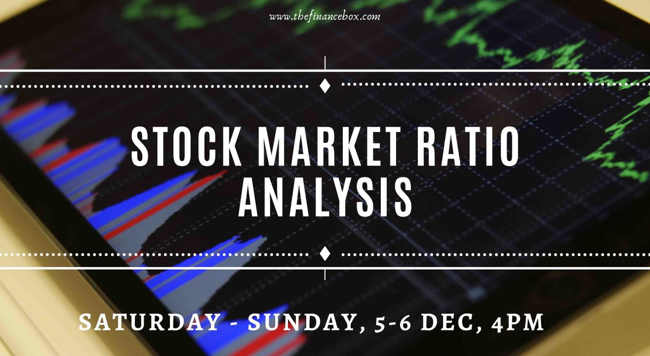 Stock Market Ratio Analysis by The Finance Box
