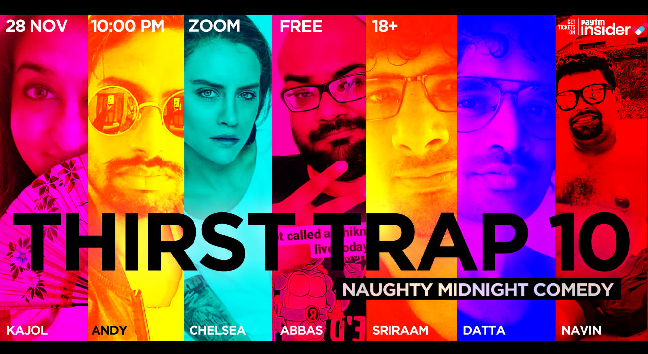 Thirst Trap 10: Naughty Comedy show