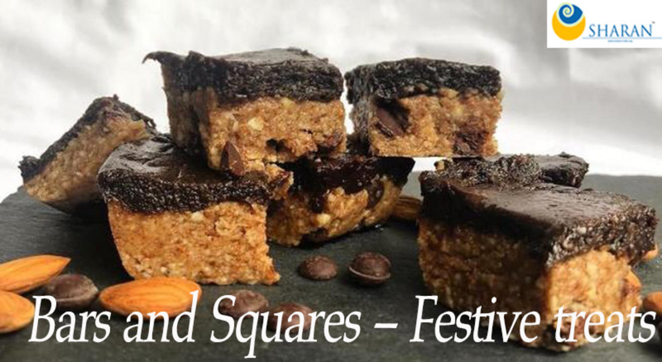 Bars and Squares – Festive treats