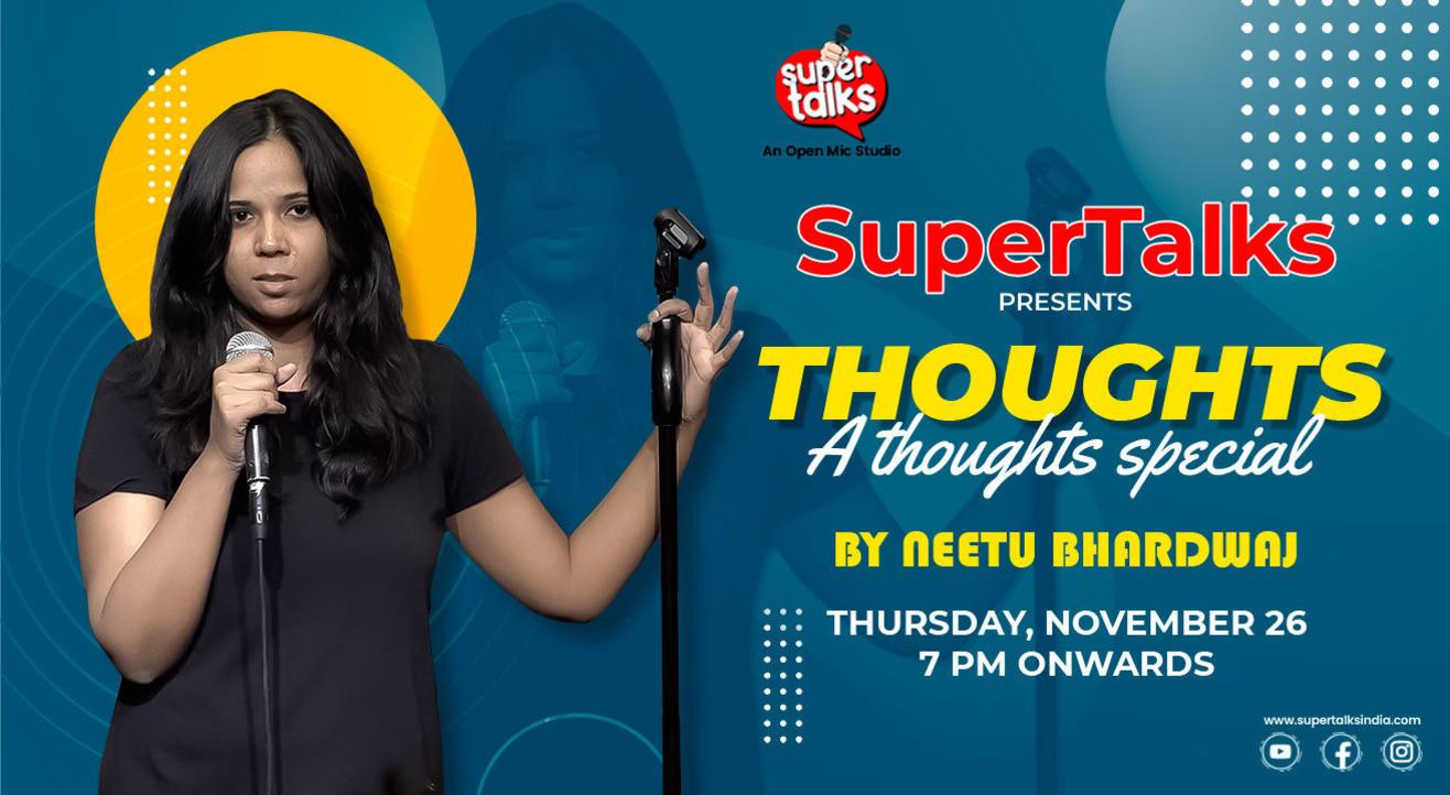 Thoughtss ft. Neetu Bhardwaj