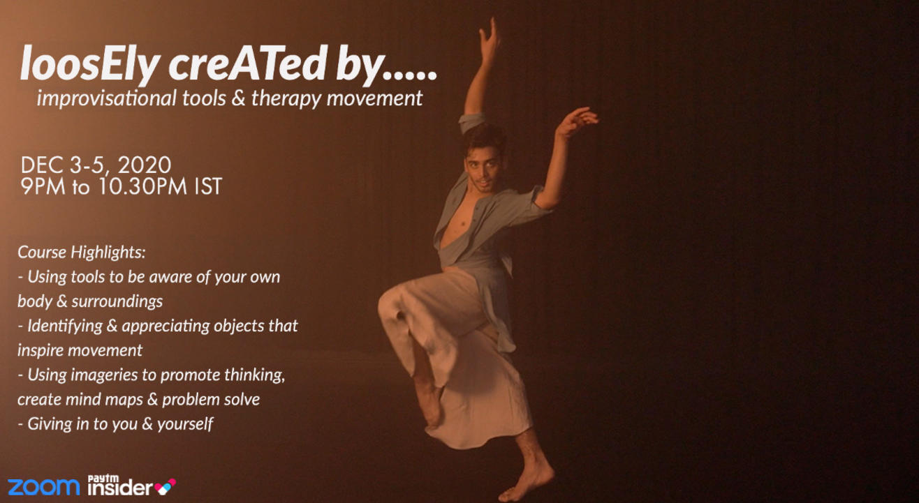 loosEly creATed by.... | Improvisational Tools & Therapy Movement