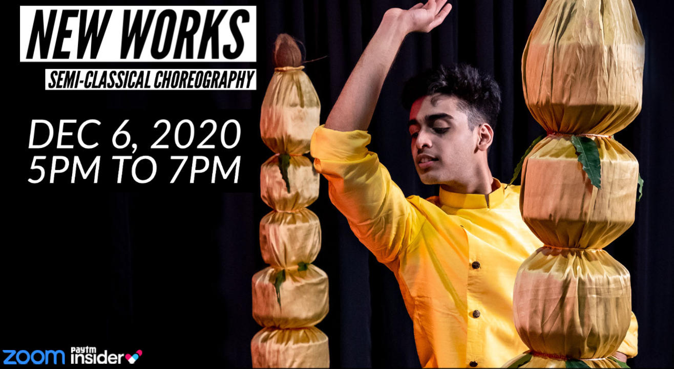 New Works | Semi Classical Choreography with Jainil Mehta