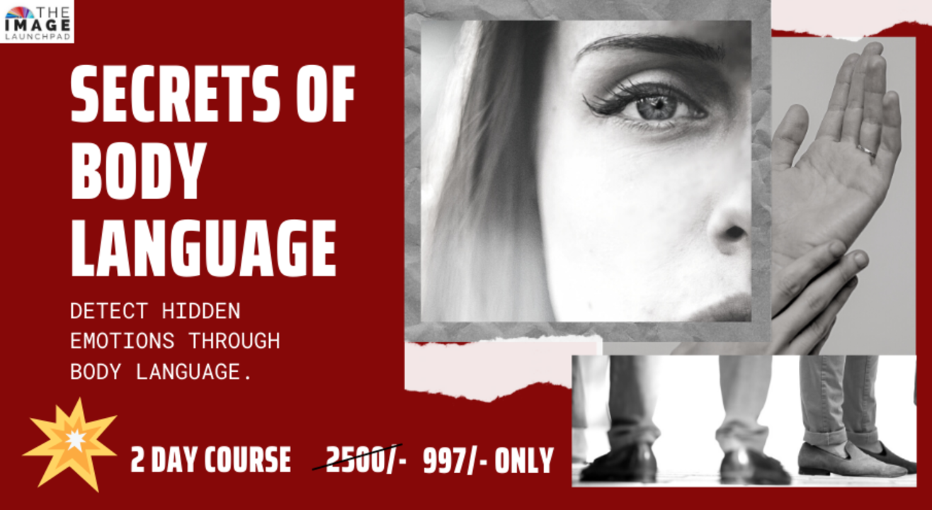 2 Day Certificate Course on 'The Secrets of Body Language'