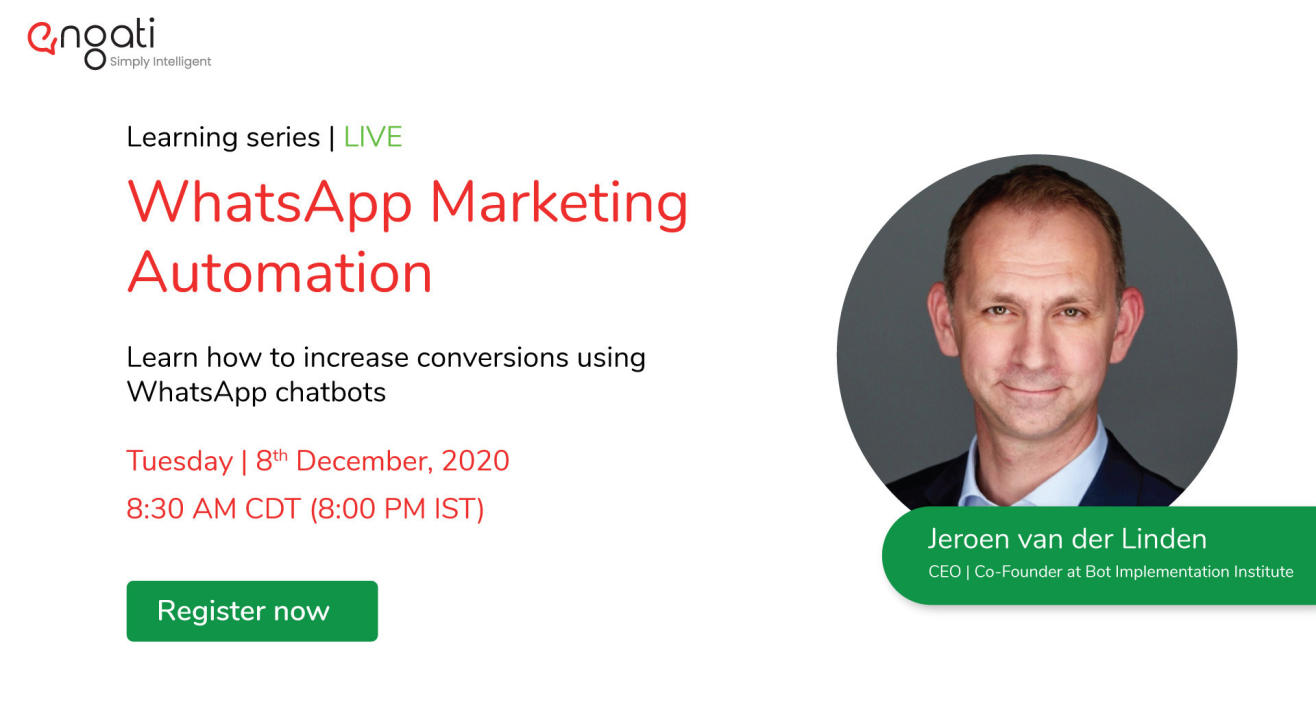 Automate marketing campaigns with WhatsApp