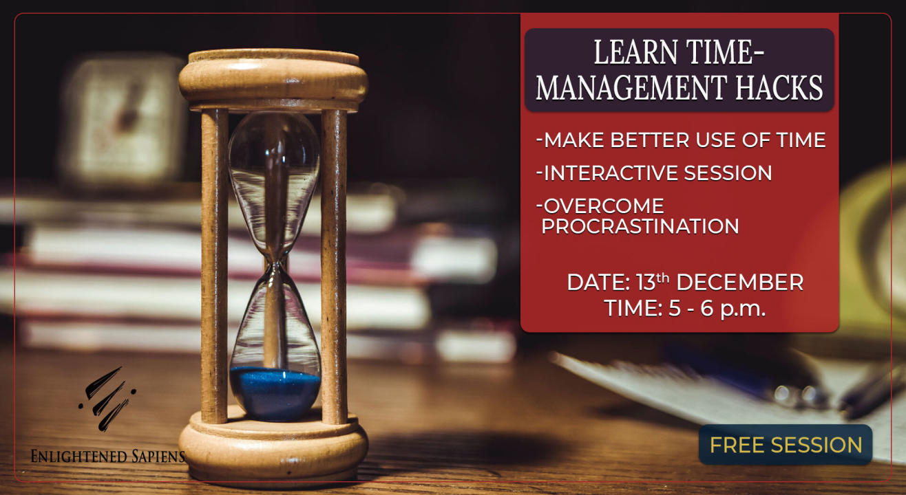 Learn Time-management Hacks