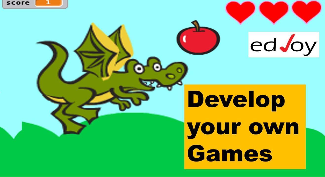 Learn Coding & Game development - Level 1