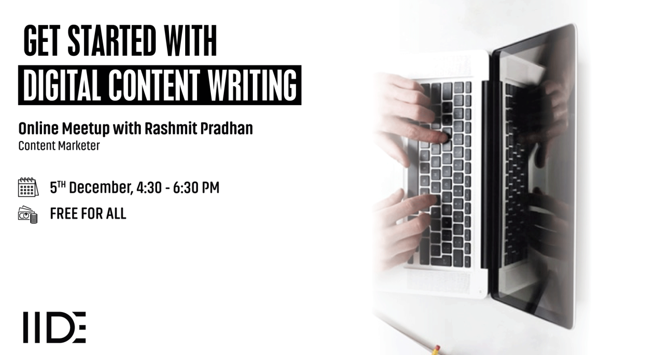 Get started with Digital Content Writing
