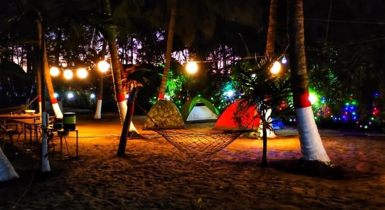 Revdanda Beachside Fort Camping