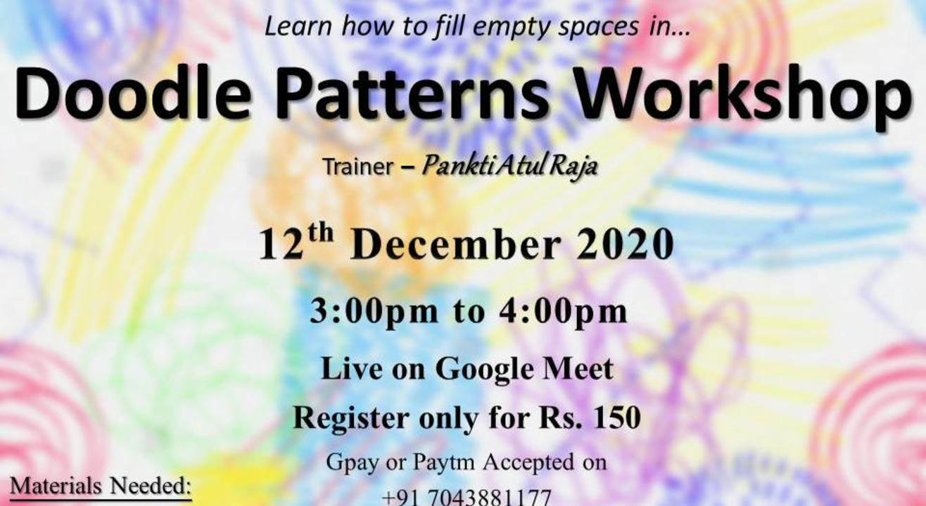 Doodle Patterns Workshop