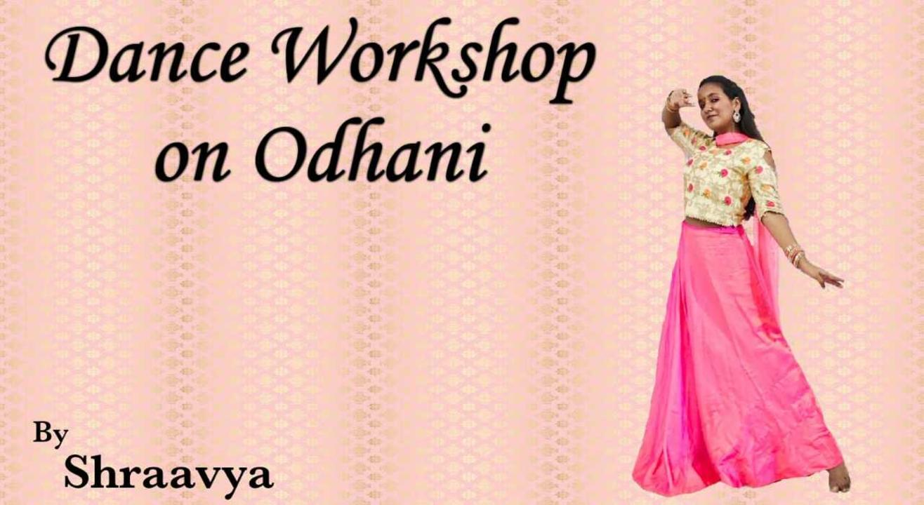 Dance workshop by SHRAAVYA