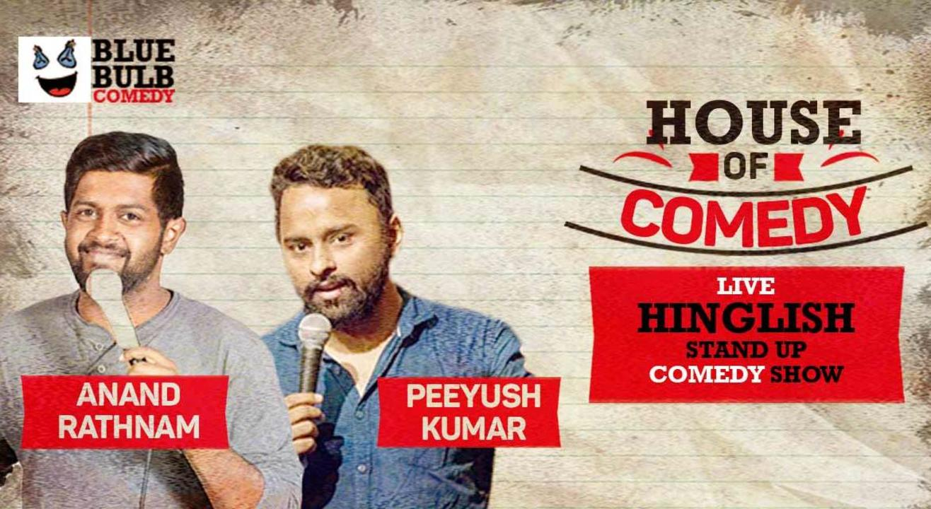 House of Comedy - LIVE SHOW