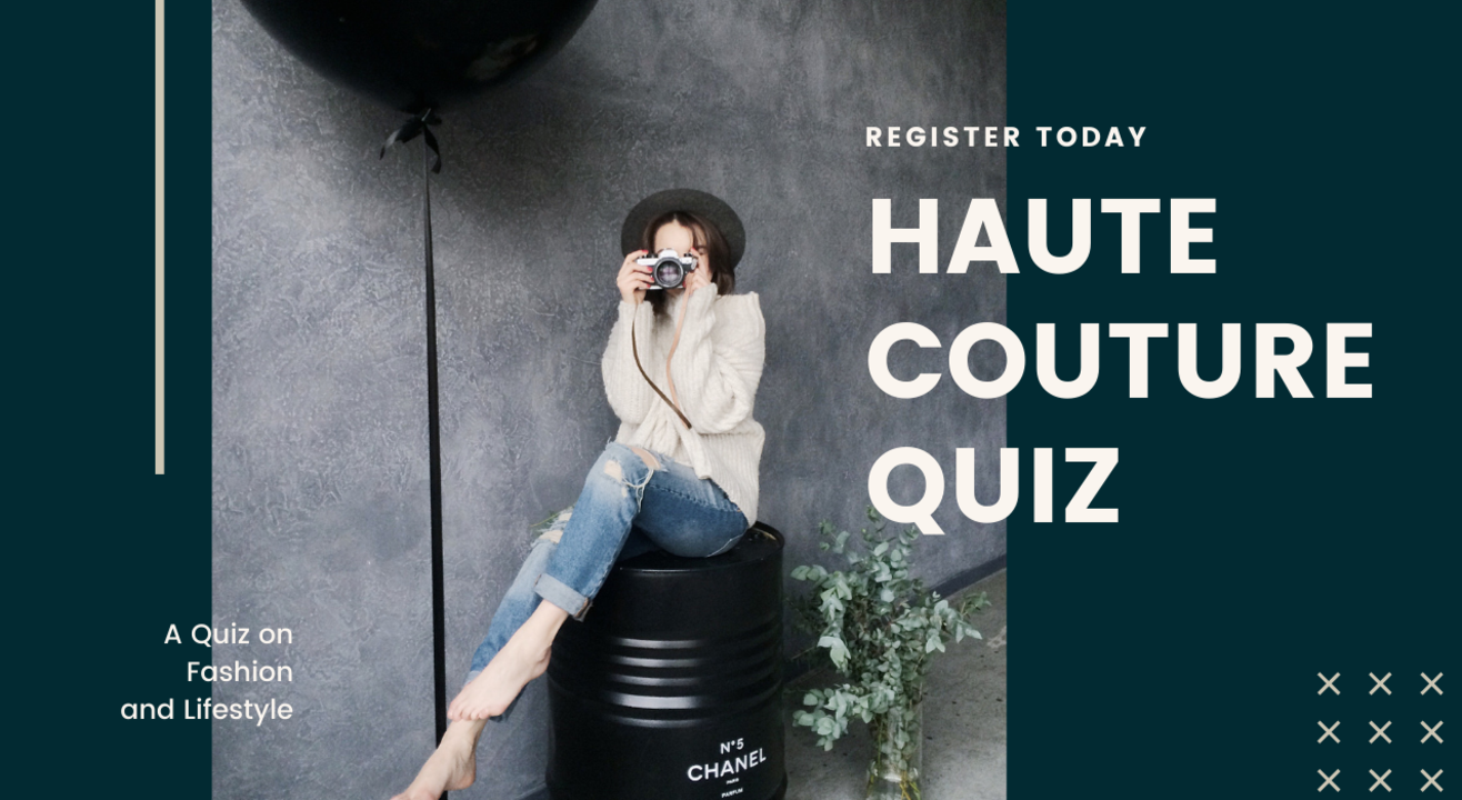 Haute Couture - 20 Questions from the world of Fashion & Lifestyle by Ishita Das