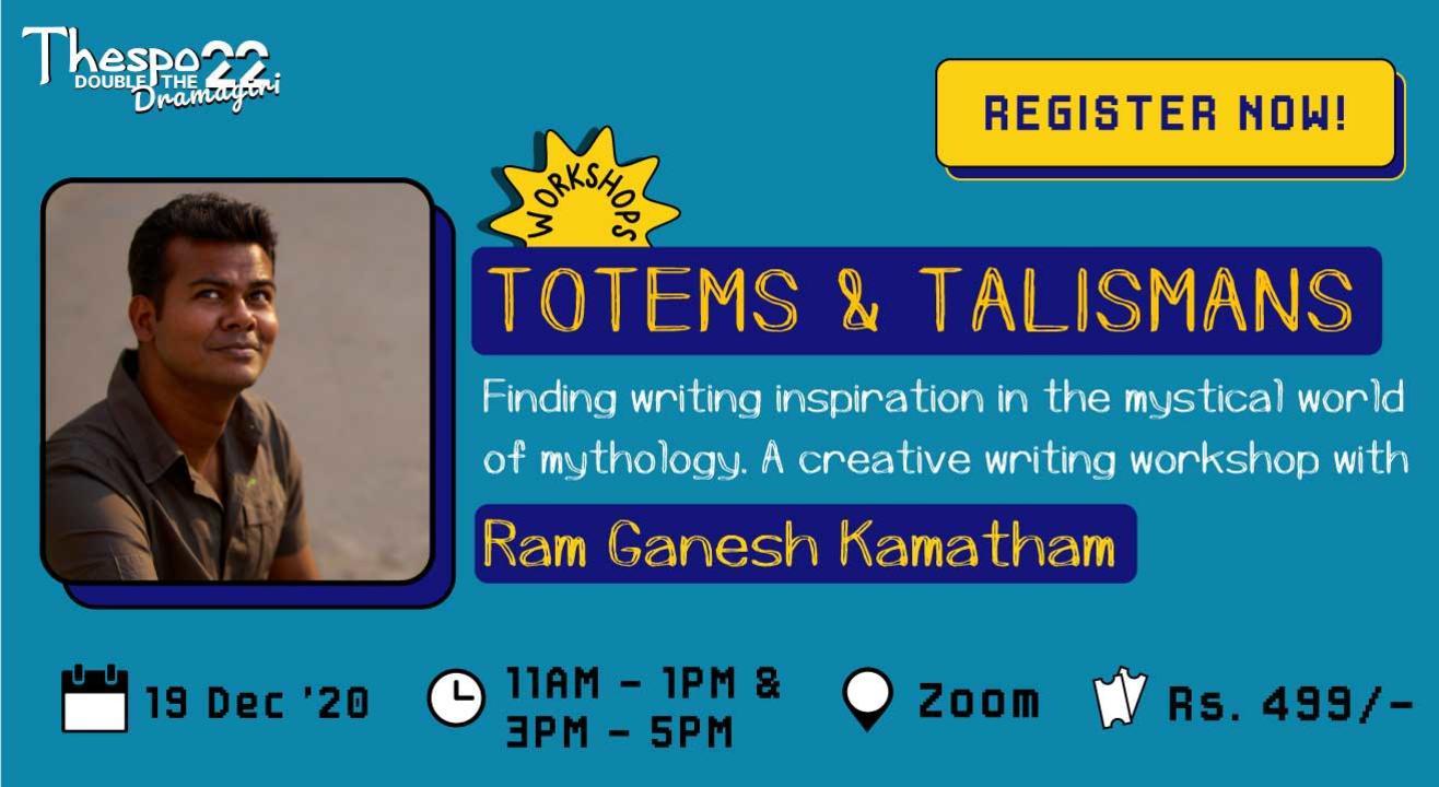 Thespo 22: Totems & Talismans