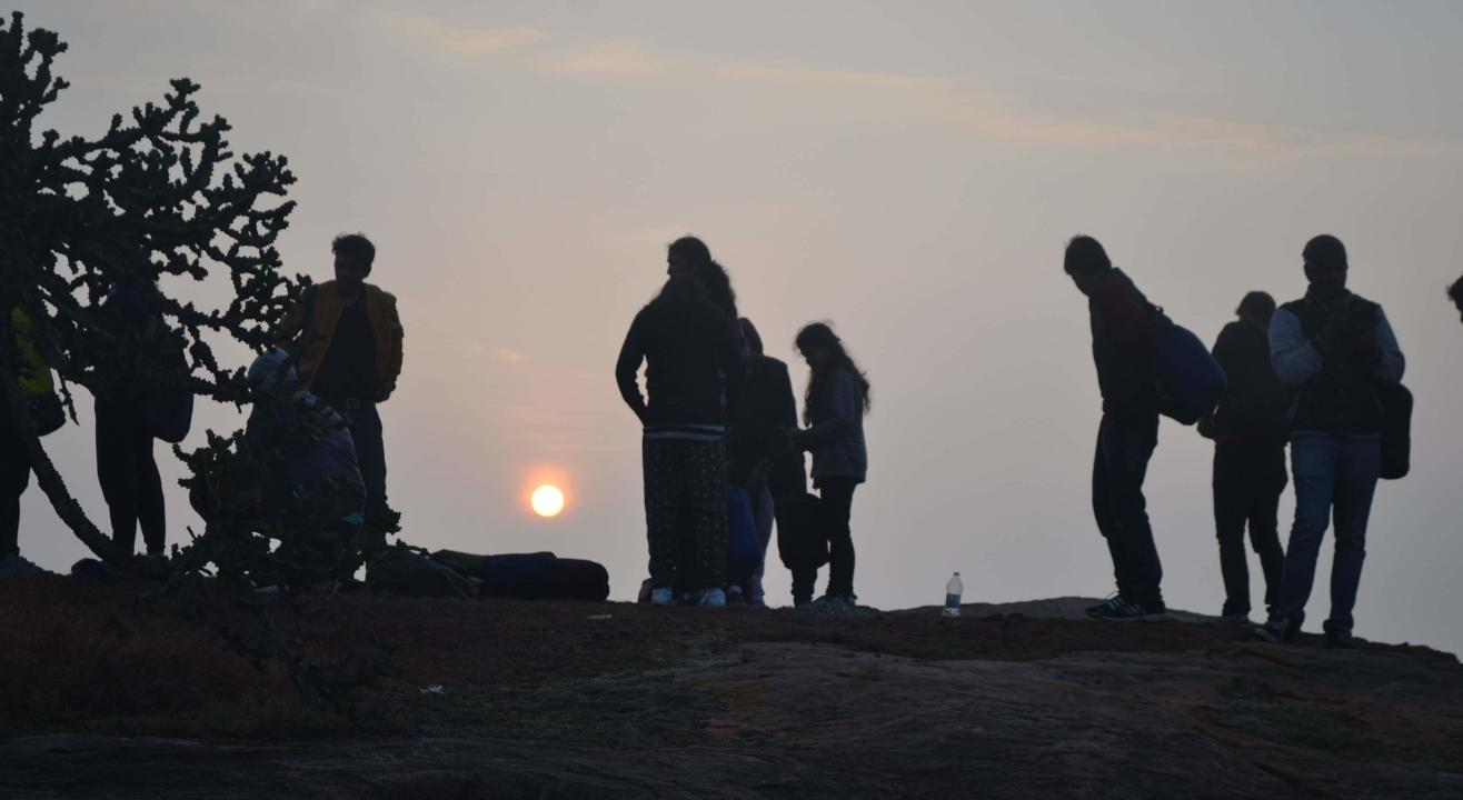 Kabbaldurga Sunrise Trek | Escape2explore