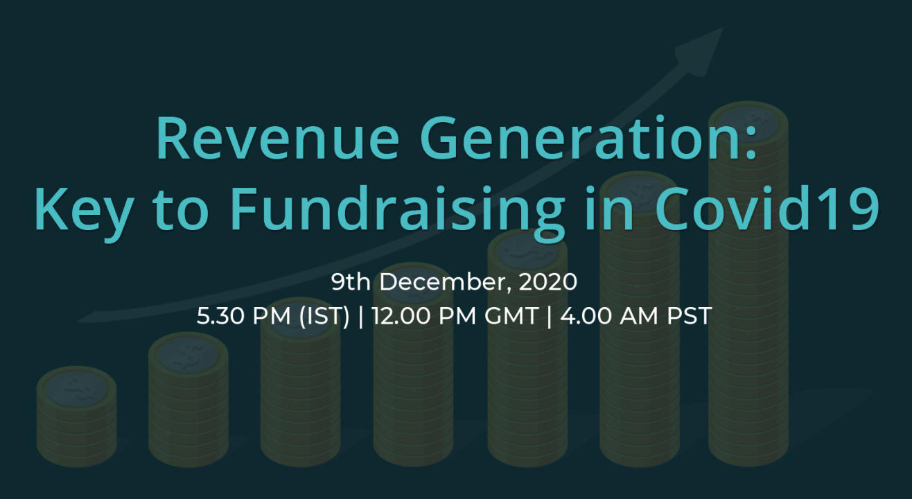 Revenue Generation: Key to Fundraising in Covid19