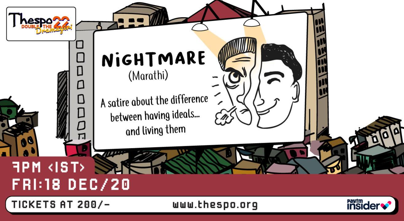 Thespo 22: Nightmare