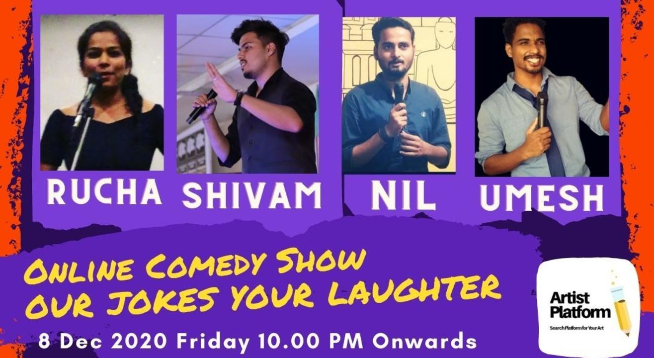 Our Jokes Your Laughter