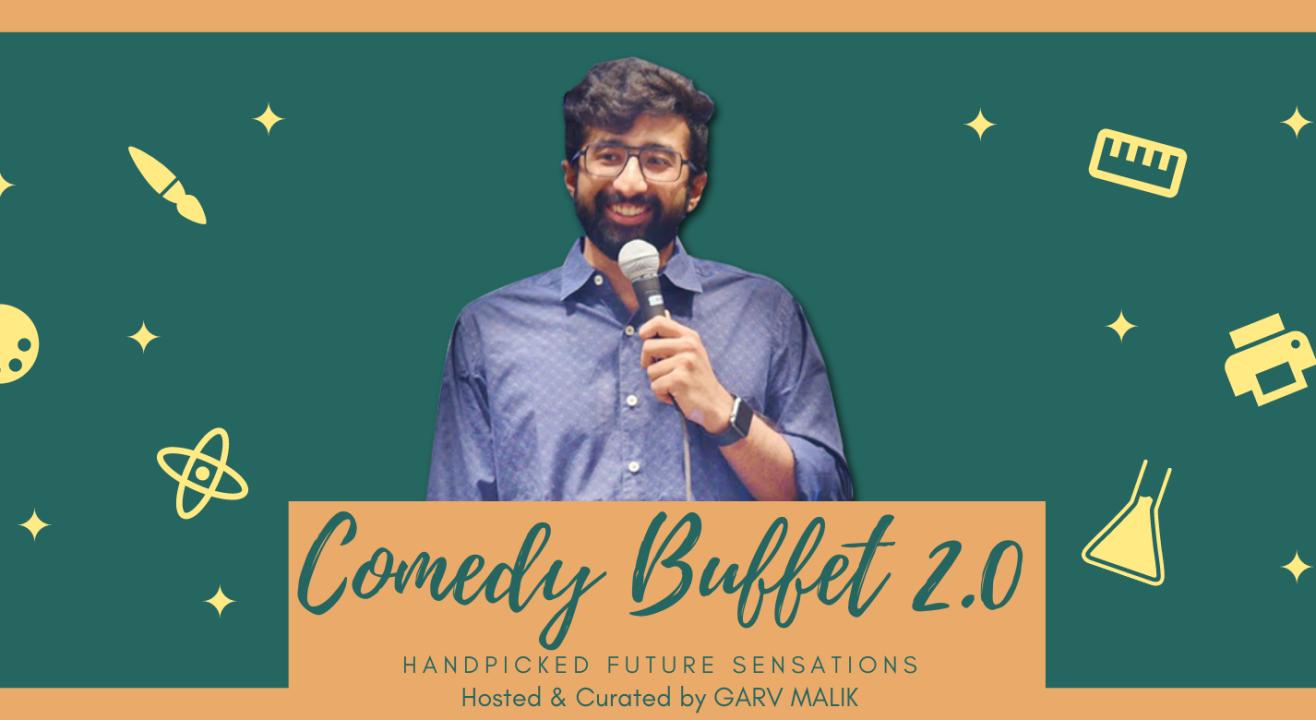Comedy Buffet 2.5 ft. Garv Malik