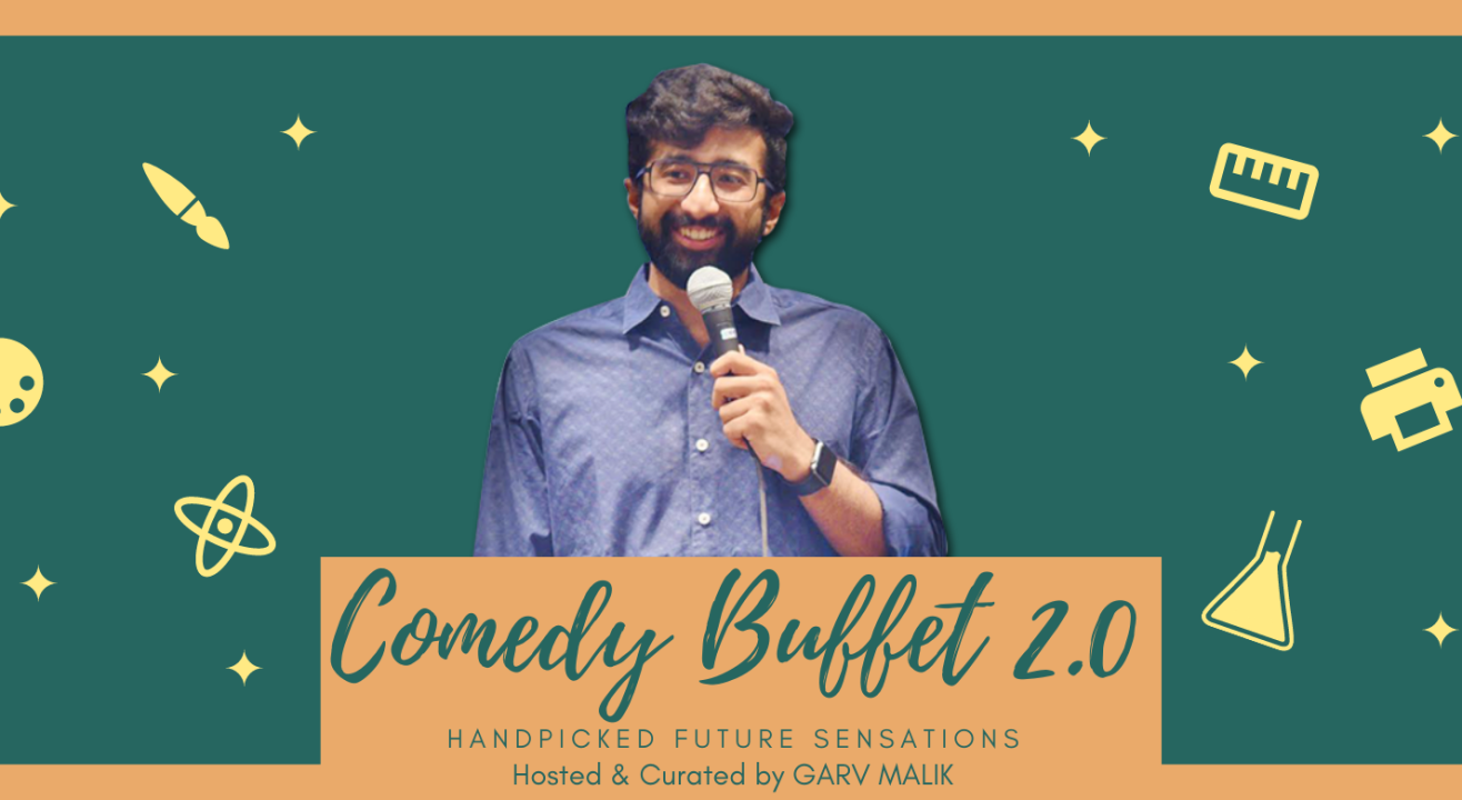 Comedy Buffet 2.7 ft. Garv Malik