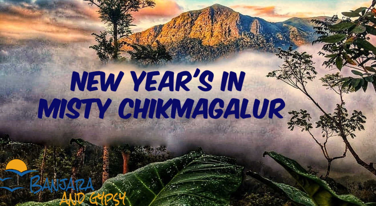 New Year's in Misty Chikmagalur