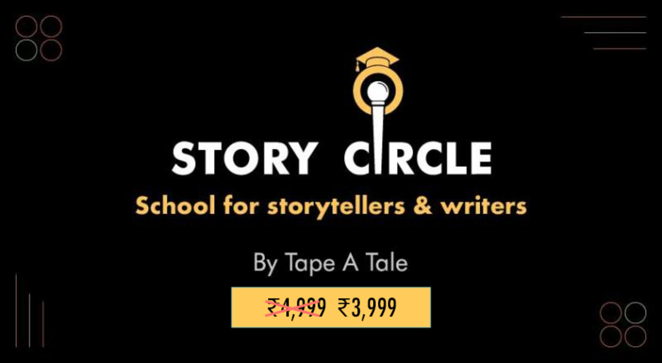Story Circle - School for storytellers & writers