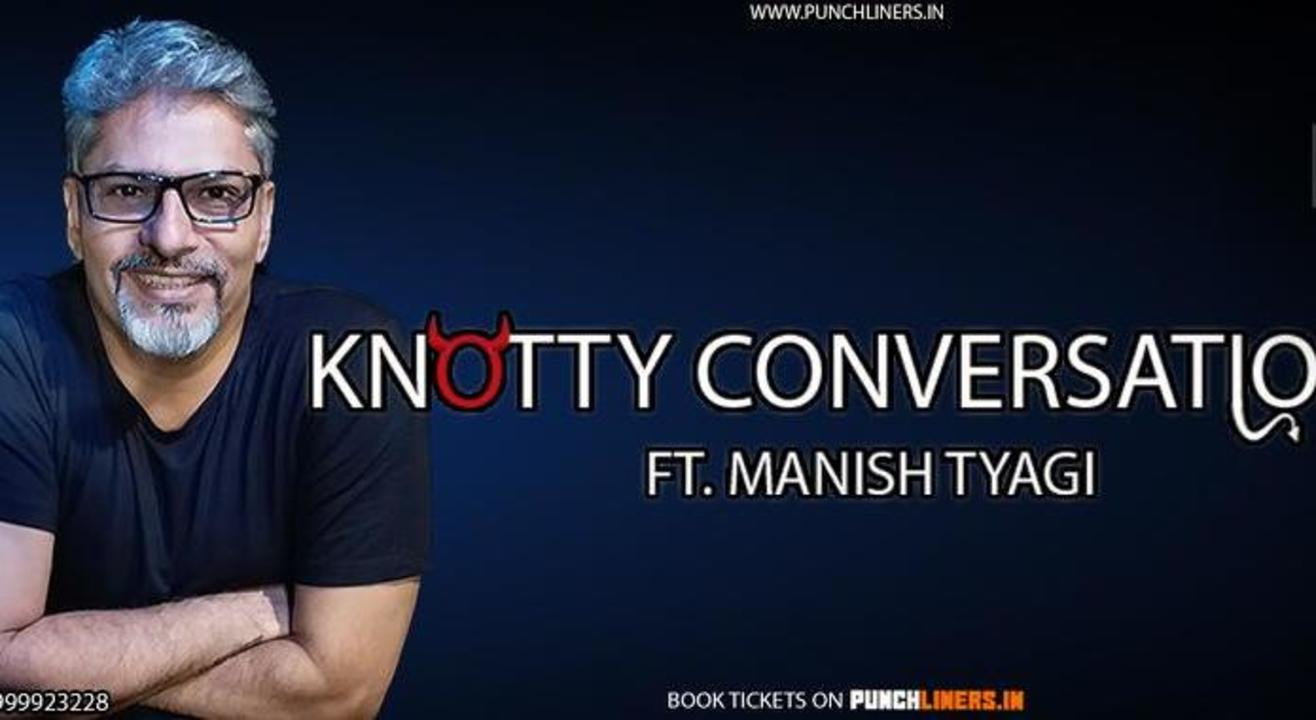 Punchliners Comedy Show Ft. Manish Tyagi live