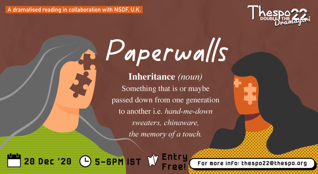 Thespo 22: Paperwalls