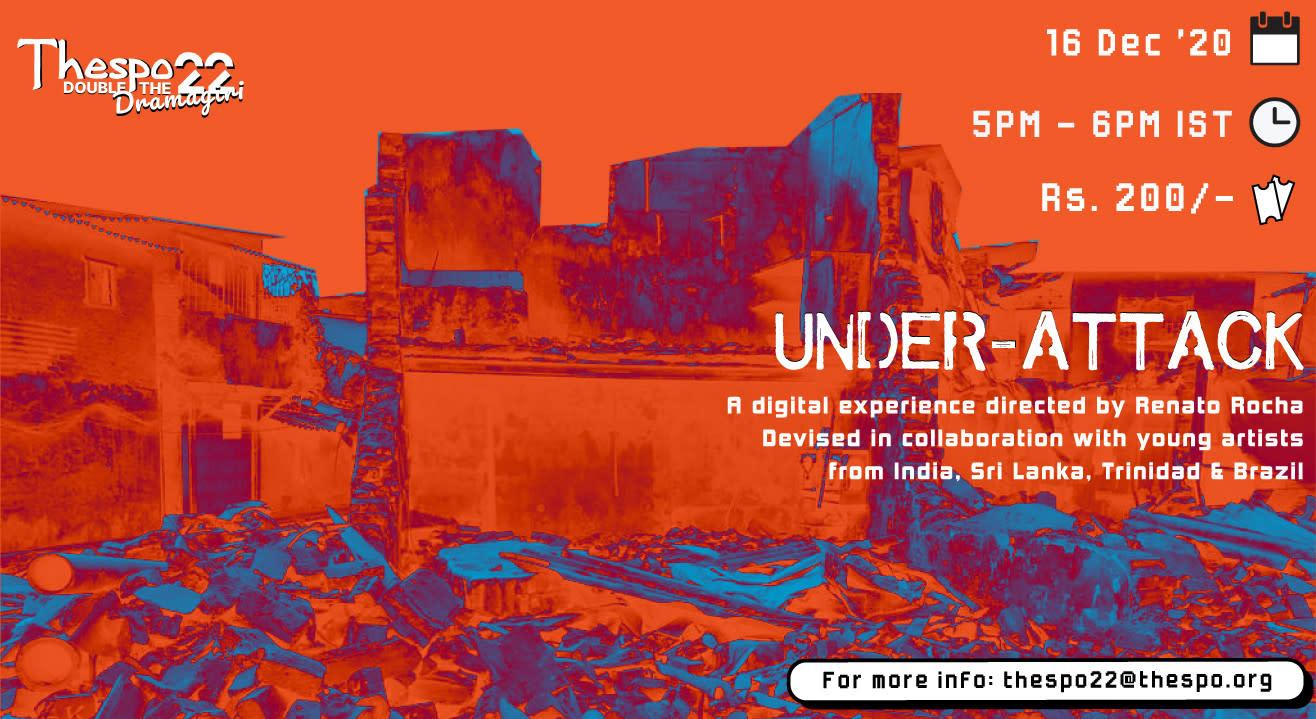 Thespo 22: Under-Attack