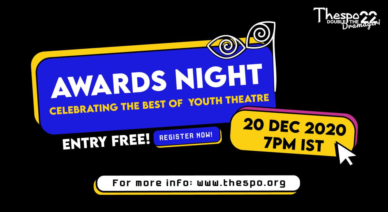 Thespo 22: Awards Night
