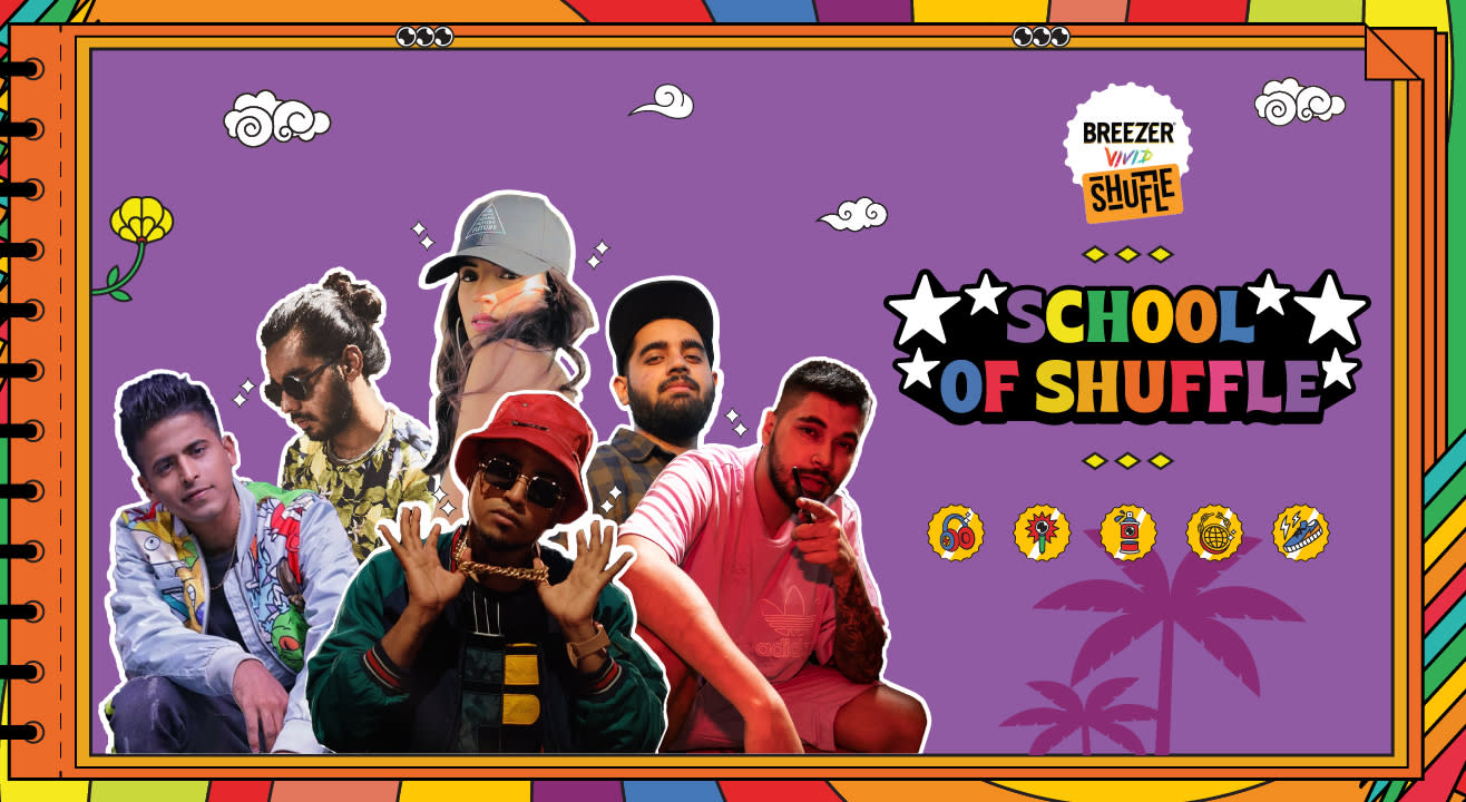 School of Shuffle 2020 is back with Series 2!