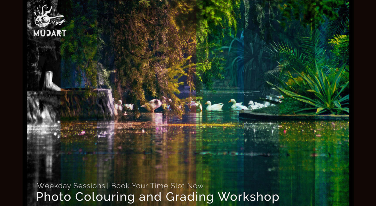 Adobe Lightroom - Learn Colour Correction & Grading
