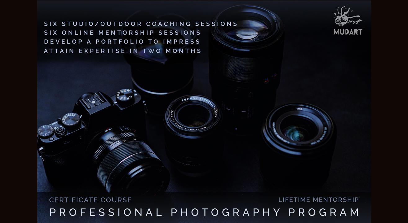 Professional Photography Program