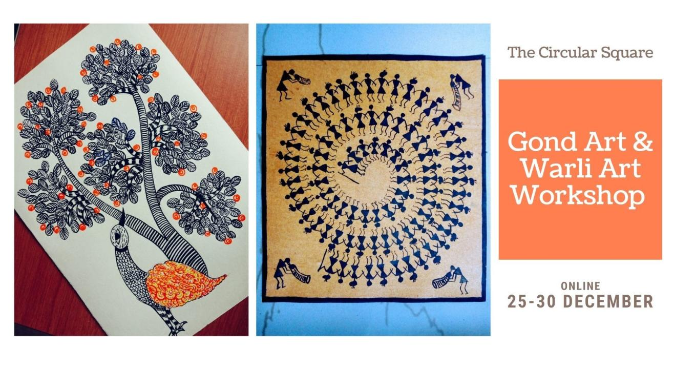 Gond Art & Warli Art workshop