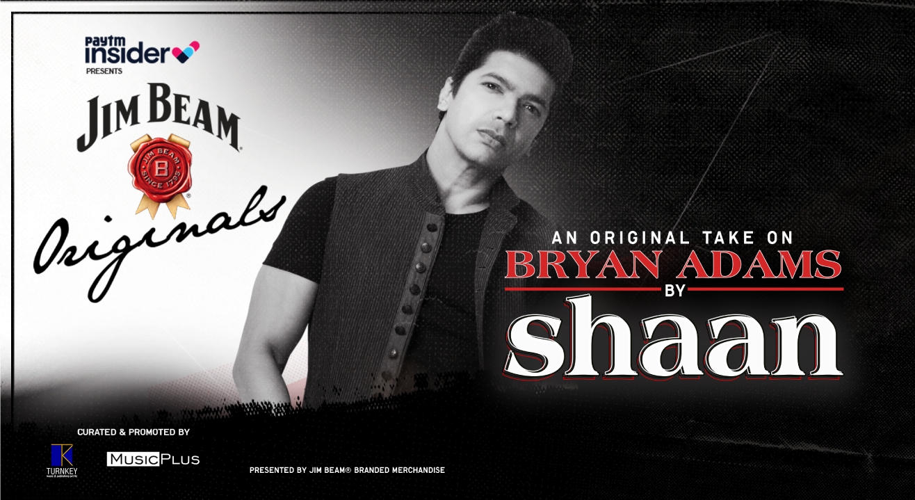 Shaan's original take on Bryan Adams | Paytm Insider presents Jim Beam Originals