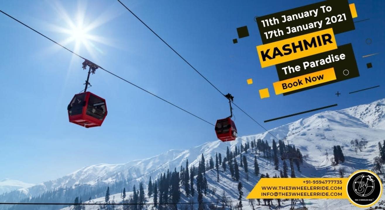 T3WR - KASHMIR WINTER TOUR