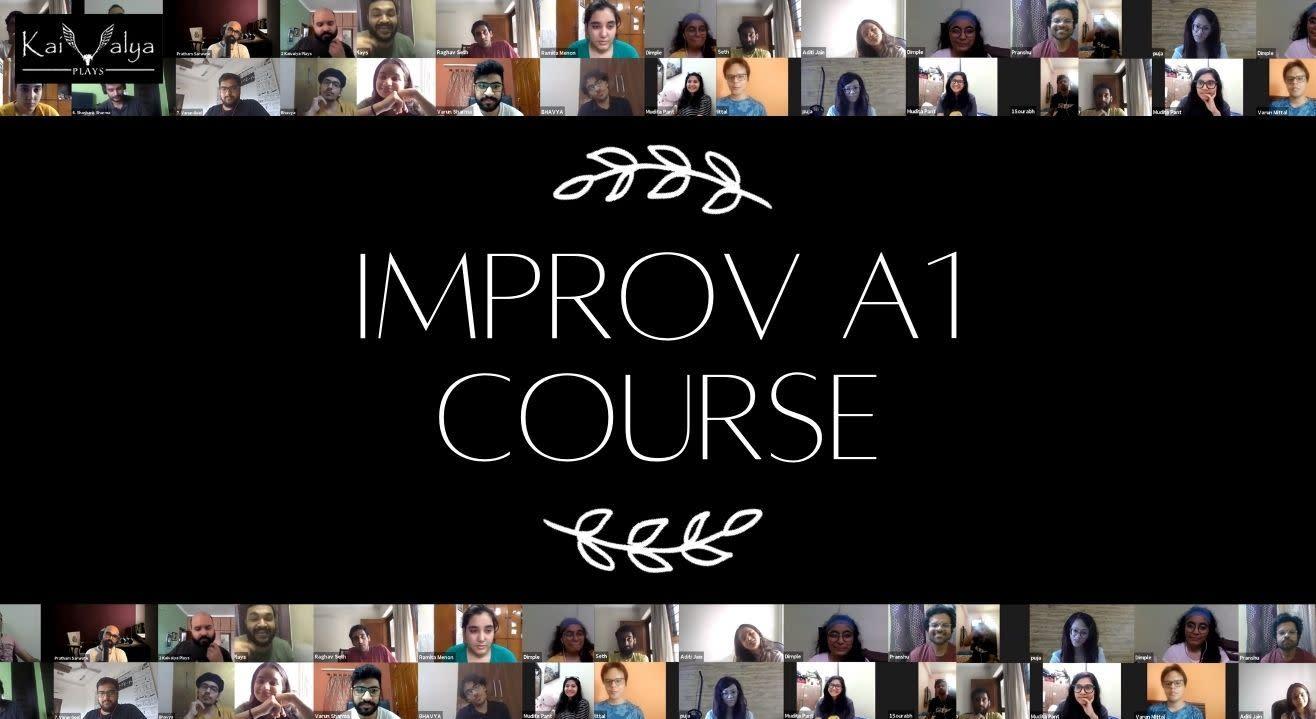 A1 Improv Theatre Course