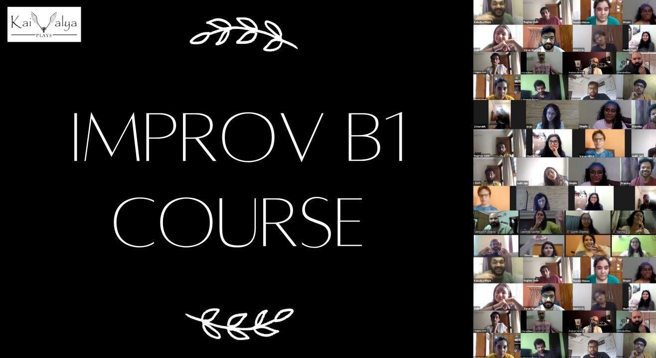 B1 Improv Theatre Course