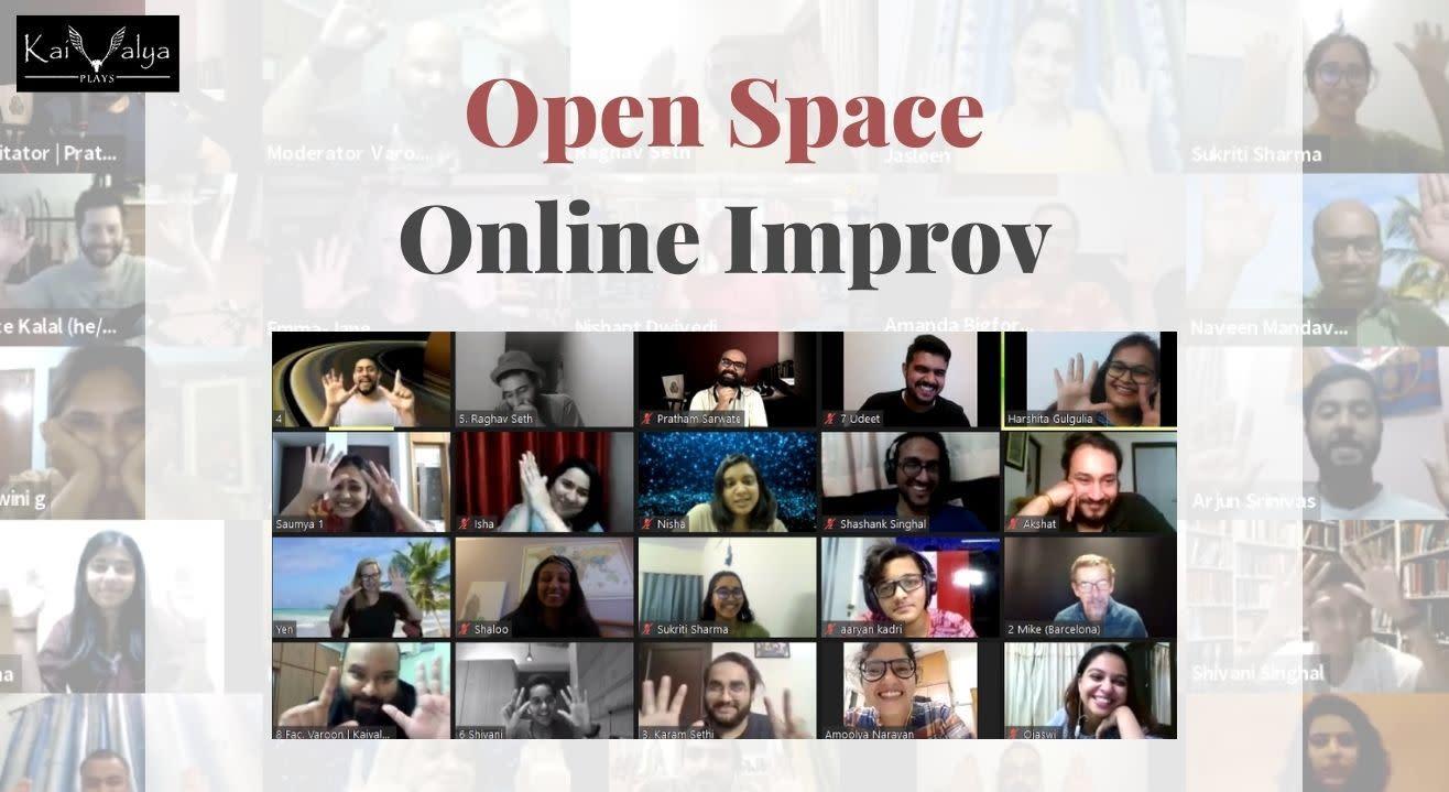 Open Space | Online Improv Jam