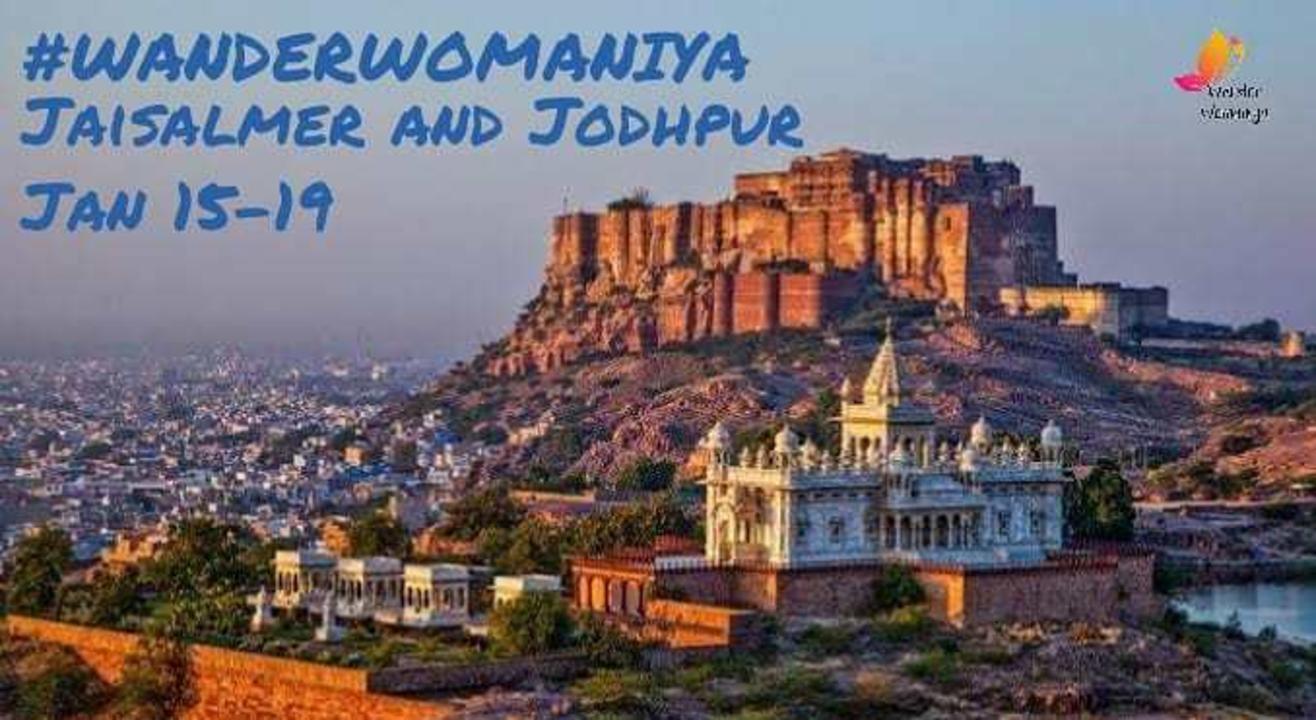 Jaisalmer & Jodhpur- Women Travel Group