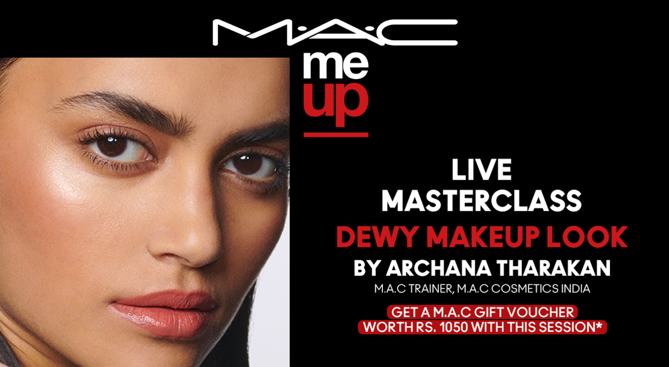 Dewy Makeup Look | M.A.C Cosmetics