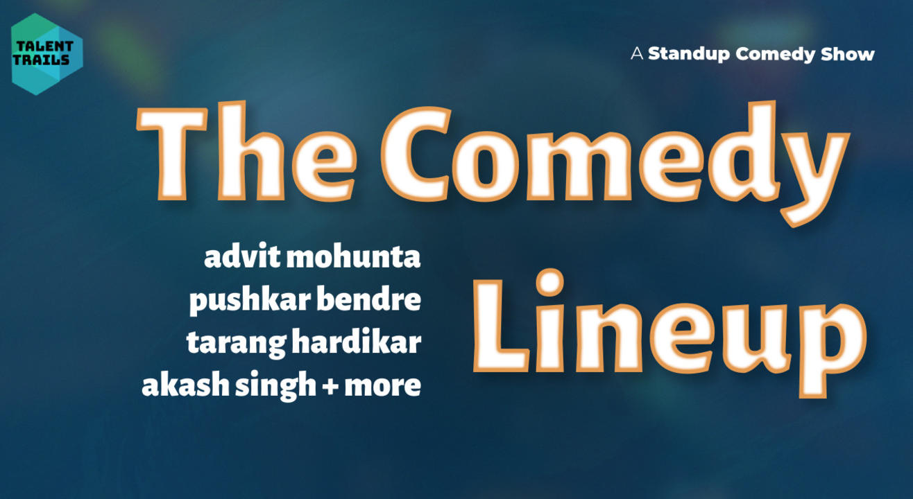 The Comedy Lineup – Standup Comedy Show