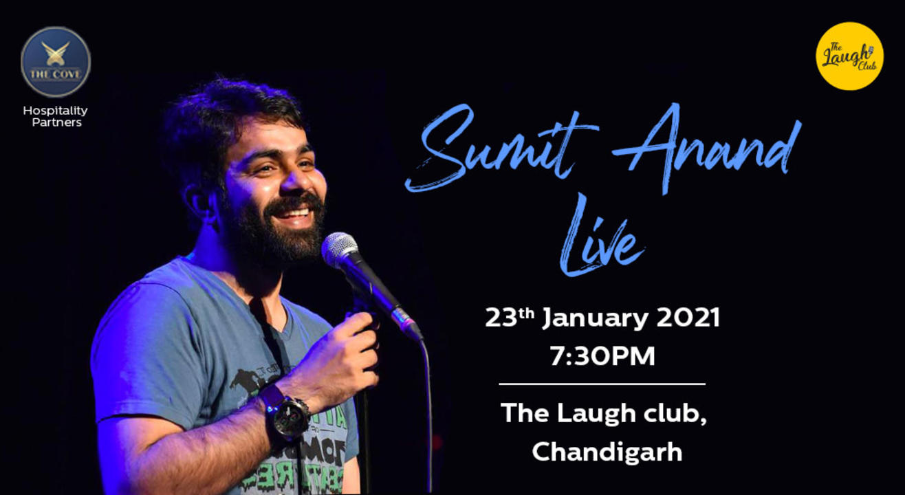Sumit Anand Live In Chandigarh