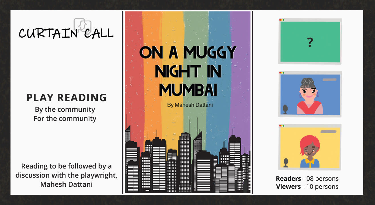 Curtain Call - A Community Play Reading Initiative