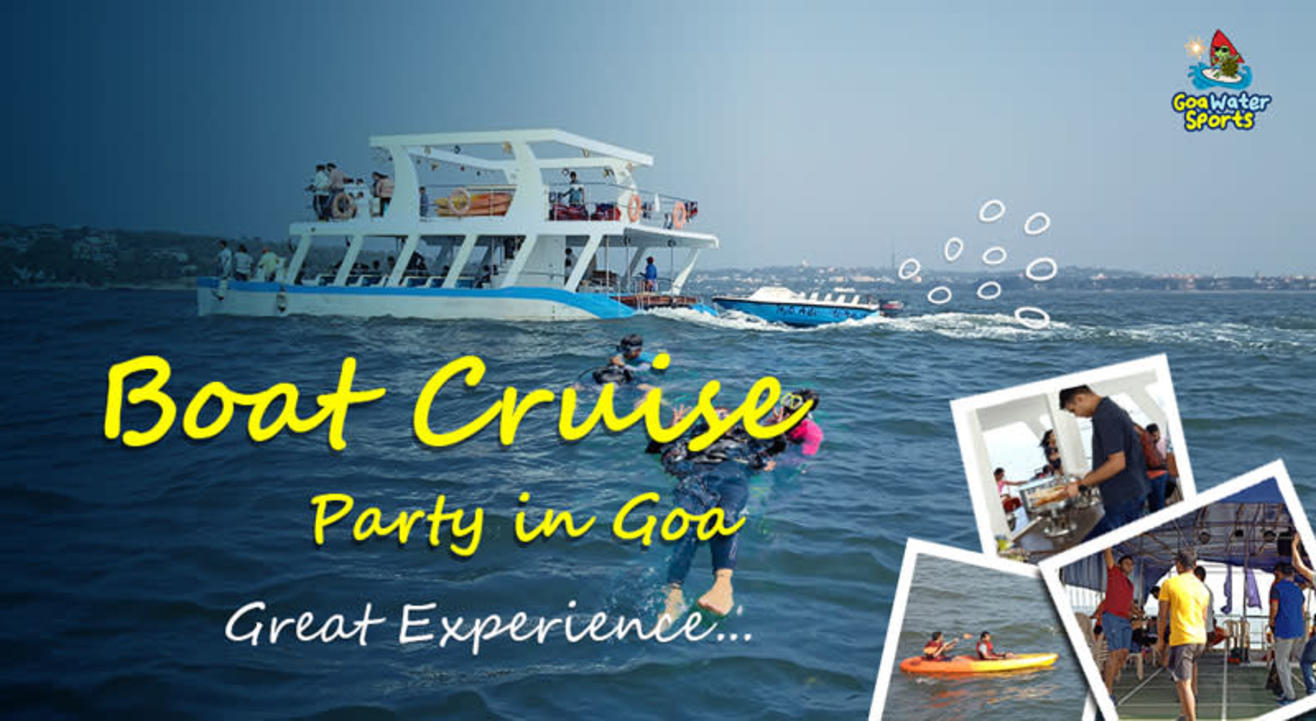 Cruise Party in Goa - Daily Boat Party in Goa