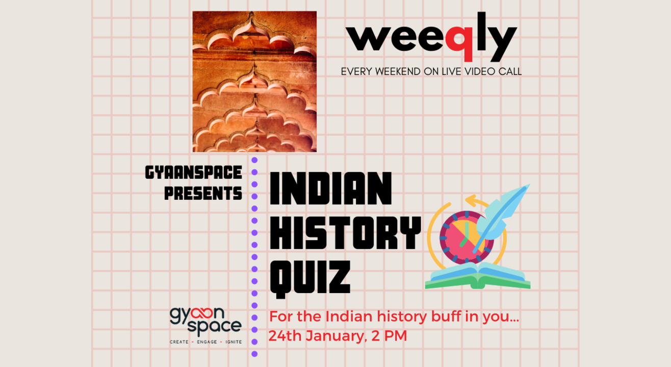 Weeqly- The Indian History Quiz