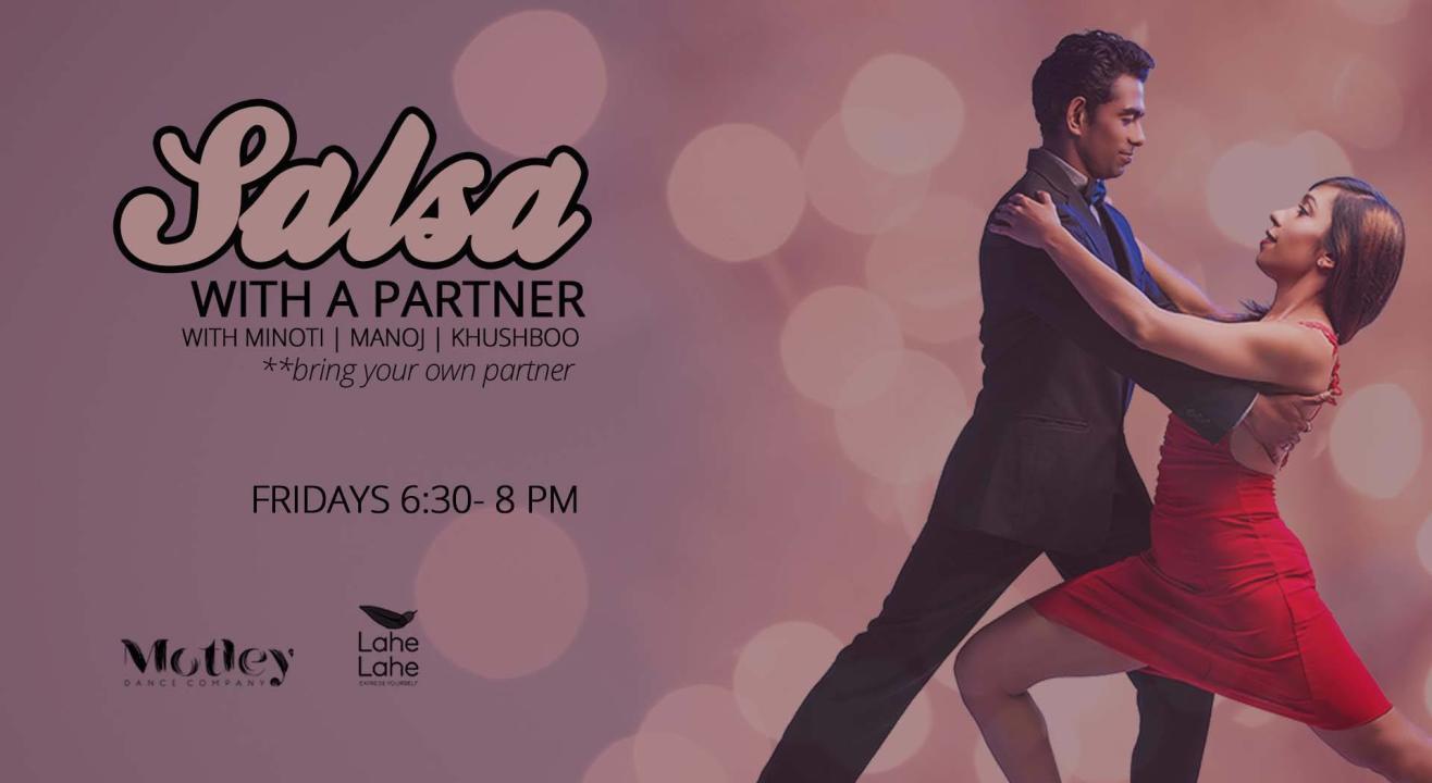 Salsa Workshop (Bring your Own Partner)