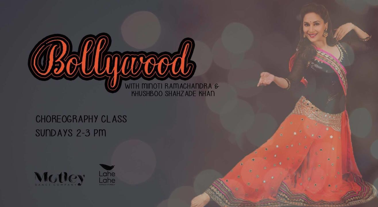Bollywood Choregography Class