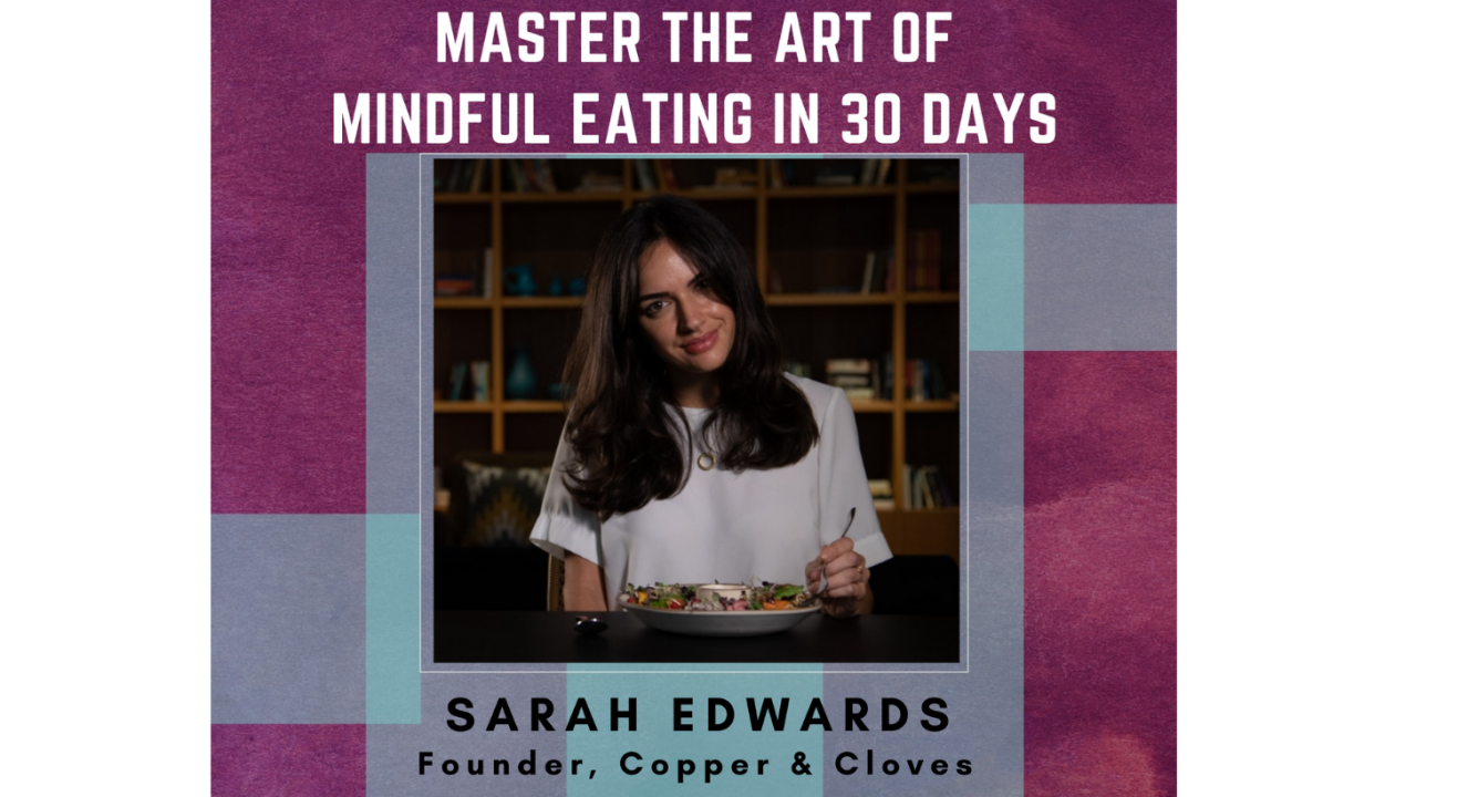 Master the Art of Mindful eating